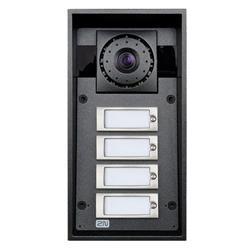 2N Helios IP Force - 1 tlačítko, kamera, klávesnice, 10W reproduktor