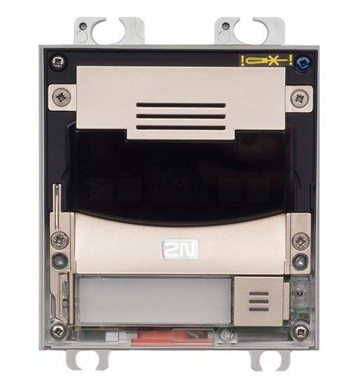 2N® Helios IP Solo s kamerou, instalace do zdi