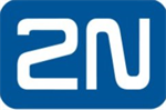 2N® IP Verso Dotyková Klávesnice13.56MHz+125kHz RFID čtečka, čte UID + PACS ID