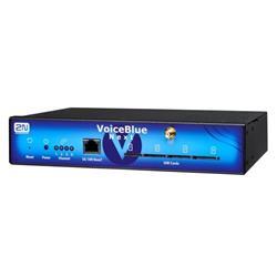 2N VoiceBlue Next 2xGSM Telit, PoE, Adapter:12V WW plug