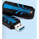 32 GB . USB 3.0 klúč . Kingston DataTraveler R3.0 G2 ( r120MB/s, w45MB/s ), vode a nárazom odolný
