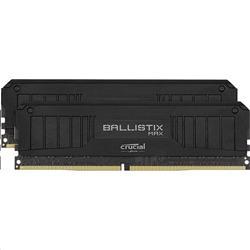 32GB (2x16GB) DDR4 3200 MT/s CL16 Crucial Ballistix UDIMM 288pin, black