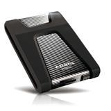 """A-DATA DashDrive™ Durable HD650 2,5"""" externý HDD 1TB USB 3.0 čierny, vode a nárazom odolný"""