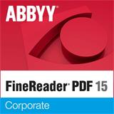 ABBYY FineReader PDF 15 Corporate, Single User License (ESD), Perpetual