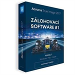 Acronis True Image Advanced Protection Subscription 1 Computer + 250 GB Acronis Cloud Storage -1 year subscription