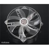 AKASA AK-F1825SM 18cm Ultra Quiet Case Fan on 14cm fitting
