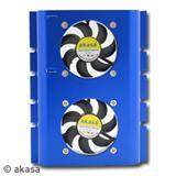 AKASA Hard Drive Cooler - chladič na HDD
