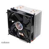 AKASA NERO S AK-CCX-4001 for Intel LGA 1366, 1156, 775, AMD AM2/AM2+/AM3/AM4 Multi Plat
