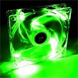 Akyga System fan 12cm LED green AW-12A-BG