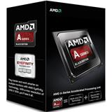 AMD, A6-6400K Processor BOX, soc. FM2, 65W, Radeon TM HD 8470D Black Edition (bez chladenia)