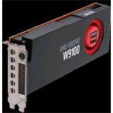AMD FirePro W9100 Professional Graphics 32GB GDDR5 512-bit 6x mDP PCIe 3.0