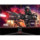 "AOC 27G2AE/BK 27""W IPS LED 1920x1080 20 000 000:1 1ms 250cd DP 2xHDMI 144Hz repro"