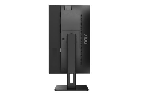 "AOC Q24P2Q 23.8""W IPS LED 2560x1440 50 000 000:1 4ms 250cd DP HDMI DVI Pivot repro"