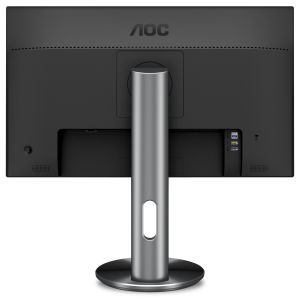 "AOC U2790PQU 27""W IPS LED 3840x2160 50 000 000:1 5ms 350cd HDMI DP pivot repro"