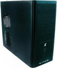 Aplus-Case, 500 case, ATX, čierny, bez zdroja
