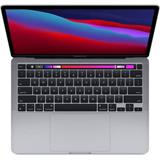Apple 13-inch MacBook Pro: Apple M1 chip with 8-core CPU and 8-core GPU, 16GB, 512GB SSD - Space Grey CTO