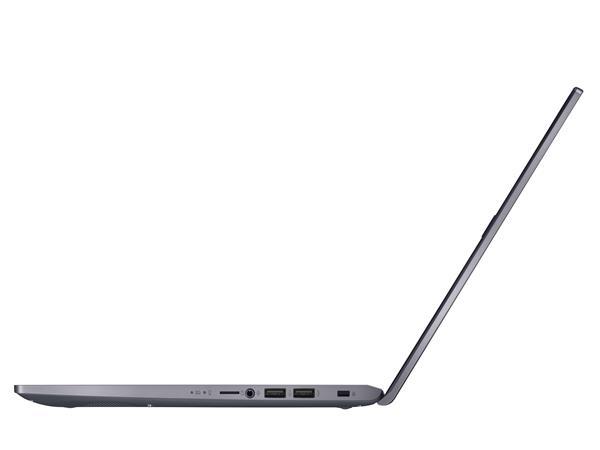 """ASUS 15 X509FA-BR948T Intel i3-10110U 15.6"""" HD matny UMA 8GB 256GB SSD WL Cam Win10 CS sedy;"""