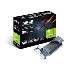 ASUS GT710-SL-1GD5, 1GB/32bit, GDDR5, D-Sub, DVI, HDMI, LP