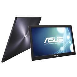 "ASUS MB168B 15,6"" prenosný USB monitor 1366x768 500:1 11ms 200cd USB3.0 čierny"