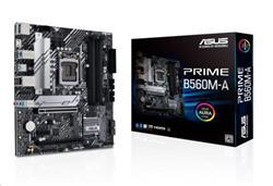 ASUS PRIME B560M-A soc.1200 B560 DDR4 mATX M.2 2xHDMI DP