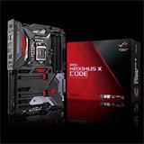 ASUS ROG MAXIMUS X CODE soc.1151 Z370 DDR4 ATX 3xPCIe WIFI BT M.2 RAID USB3.1 HDMI DP