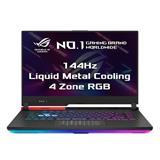 """ASUS ROG Strix G15 G513IH-HN006T AMD R7-4800H 15.6"""" FHD mat 144Hz GTX1650-4GB 16GB 512GB SSD WL BT W10 CS;"""