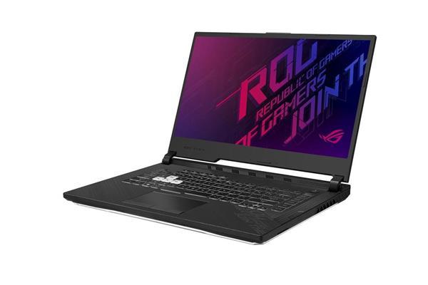 """ASUS ROG Strix G15 G513QE-HN029T AMD R5-5600H 15.6"""" FHD mat 144Hz RTX3050Ti/4GB 16GB 512GB SSD WL BT W10 CS"""