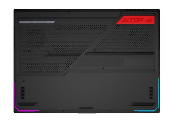 """ASUS ROG Strix G17 G713QE-HX023T AMD R5-5600H 17.3"""" FHD matný 144Hz RTX3050Ti/4G 16GB 512GB SSD WL BT W10 CS"""