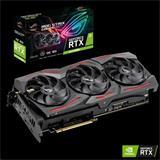 ASUS ROG-STRIX-RTX2070S-O8G-GAMING 8GB/256-bit GDDR6 2xHDMI 2xDP USB-C