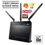 ASUS RT-AC68U, Gigabit Dualband Wireless LAN N Router 802.11ac