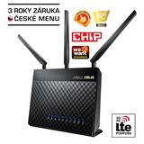 ASUS RT-AC68U, Gigabit Dualband Wireless LAN N Router 802.11ac