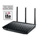 ASUS RT-N18U, Wi-Fi router Router, 802.11n, 3 x 5 dBi odnímatelné antény