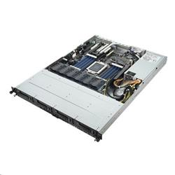 "ASUS Serversystem RS500A-E9-RS4-U 1U server 1x 7351 Epyc, 16x DDR4 ECC R, 4x SATA HS (3,5""), redund. 770W, 2x LAN, IPMI"