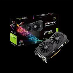 ASUS STRIX-GTX1050TI-4G-GAMING 4GB/128-bit GDDR5, 2xDVI, HDMI, DP