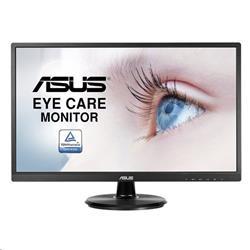 """ASUS VA249HE 24""""W VA LED 1920x1080 Full HD 100mil:1 5ms 250cd HDMI D-Sub čierny"""