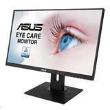 """ASUS VA24DQLB 24""""W IPS 1920x1080 Full HD 100mil.:1 5ms 250cd HDMI DP D-Sub repro čierny"""