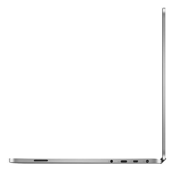 "ASUS VivoBook Flip TP401NA-BZ041T Pentium N4200 14"" HD leskly Touch UMA 4GB 128GB WL BT Cam W10 strieborný"