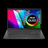 """ASUS Vivobook K513EA-OLED386T Intel i7-1165G7 15.6"""" FHD OLED leskly UMA 16GB 512GB SSD WL Cam Win10 CS cierny"""