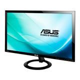 """ASUS VX248H 24""""W LCD LED 1920x1080 Full HD 80.000.000:1 1ms 250cd 2xHDMI D-Sub čierny"""
