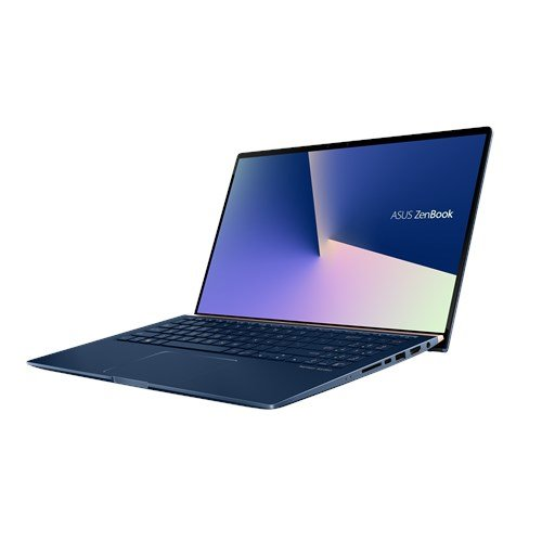 "ASUS Zenbook UX533FTC-A8185R Intel i7-10510U 15.6"" FHD matny GTX1650/4GB 16GB 1TB SSD WL BT Cam W10PRO modrý, HW TPM"