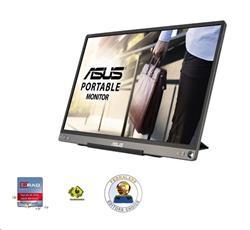 "ASUS ZenScreen MB16ACE 15,6"" IPS prenosný USB-C monitor 1920x1080 5ms 220cd čierno-strieborný"