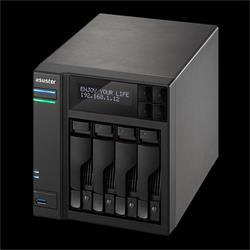 Asustor™ AS6404T 4x HDD NAS HDMI Quad core Intel Celeron J3455 8GB
