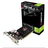 Biostar GT710, 2GB/64bit DDR3, D-Sub, DVI, HDMI