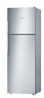 BOSCH_Chladnicka 176 cm, chlad. 226l, mraz. 67l, 139 kWh/365 dni LED-displej A+++ InoxLook