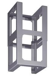 BOSCH_montážna sada (vnútorná konštrukcia, 500 mm) pri predlžovaní komínu pre DIA09E751/DIA098E50