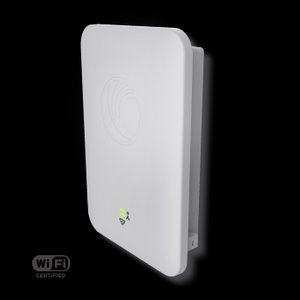 Cambium outdoor omni AP, cnPilot e510, 1xGLAN, 802.11ac wave 2, 2,4 + 5 GHz, 2x2 MU-MIMO, 8dBi, IP 67, vr. PoE injektora