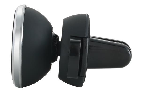 Canyon CNE-CCHM4 magnetický držiak pre smartfóny s uchytením do mriežky ventilátora automobilu s polohovaním 360°