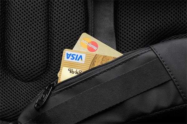 Canyon CNS-CBP5BG9, batoh na notebook do veľkosti 15,6´´ so špec.ochranou proti zlodejom