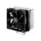 chladič Coolermaster Hyper 412S, silent 900-1300RPM, 2011-3/2011/1366/1156/1155/775/FM1/AM3+/AM3/AM2+/AM2