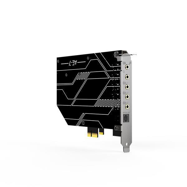 Creative Sound Blaster AE-7, prémiová zvuková karta PCIe interná
